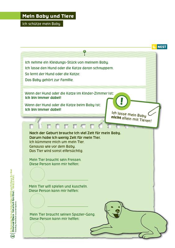 Gemütlich Baby Tiernamen Arbeitsblatt Bilder - Arbeitsblätter für ...